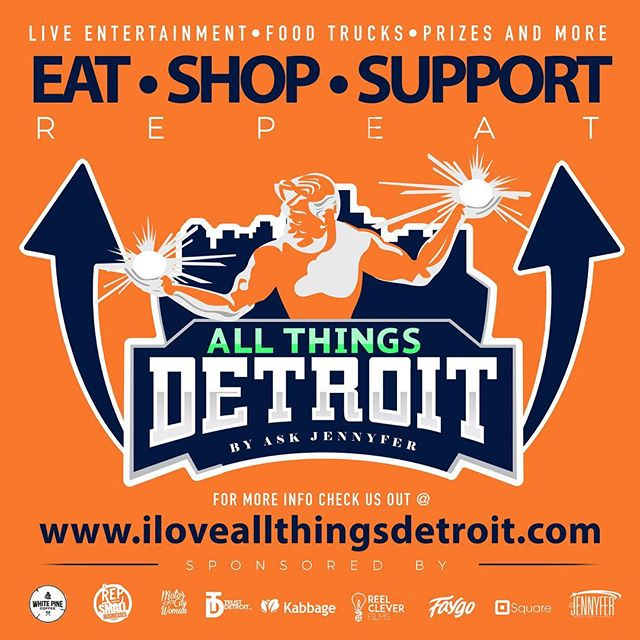 All Things Detroit - Promo